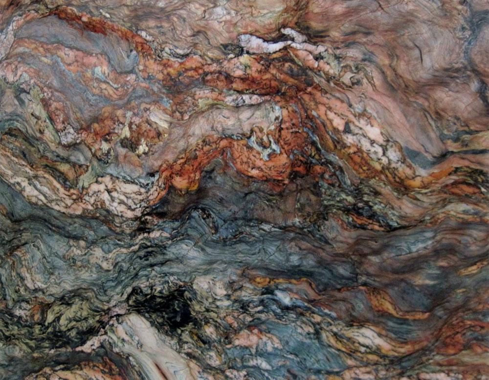 Granit er ikke bare grå...
